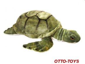 Plyšová želva velká