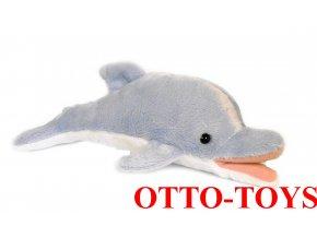 Plyšák delfín