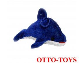 Levný plyšák delfín