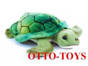 Velká plyšová želva