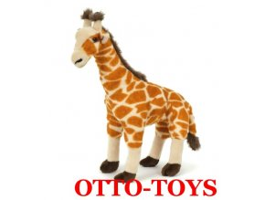 Plyšová žirafa 40cm exclusive