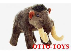 Mamut plyšový