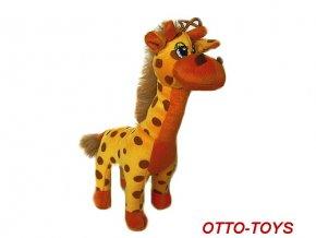 levná žirafa plyšová