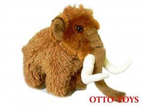 malý plyšový mamut