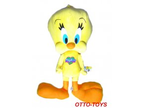 Kuře Tweety, plyšové hračky Disney 75cm