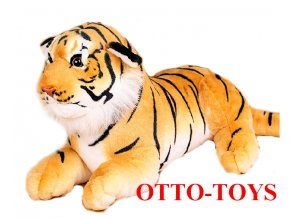Hračka plyšový tygr