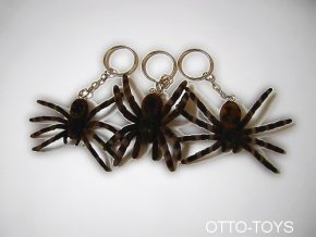 Hračka pavouk přívěšek