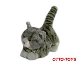Plyšová kočka Mourek