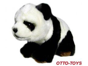 Plyšová panda stojící