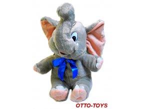 Plyšový slon velké uši