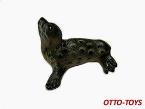 Gumový tuleň 7cm