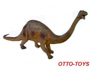 hračka velký gumový Brontosaurus