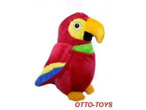 levný malý plyšový papoušek