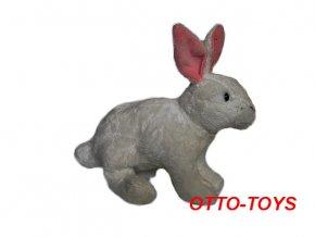 Plyšák králík bílý