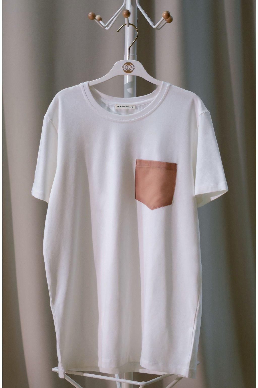Tričko z organickej bavlny CAMEL 1