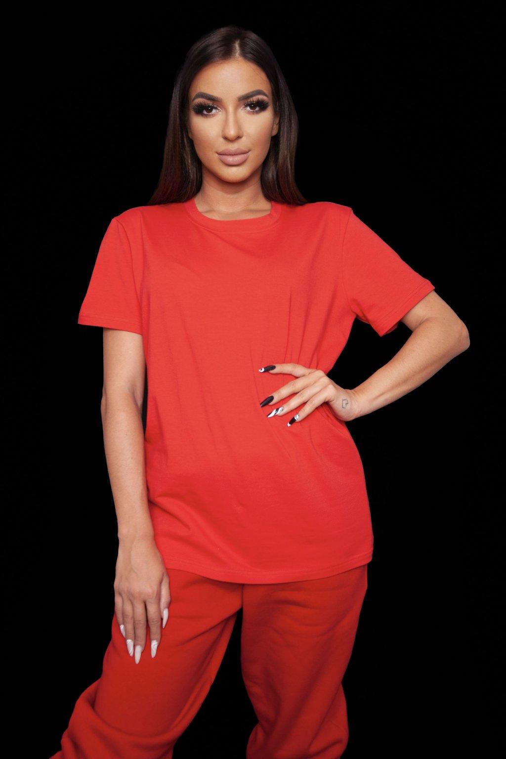 Tričko BLOOD RED 1