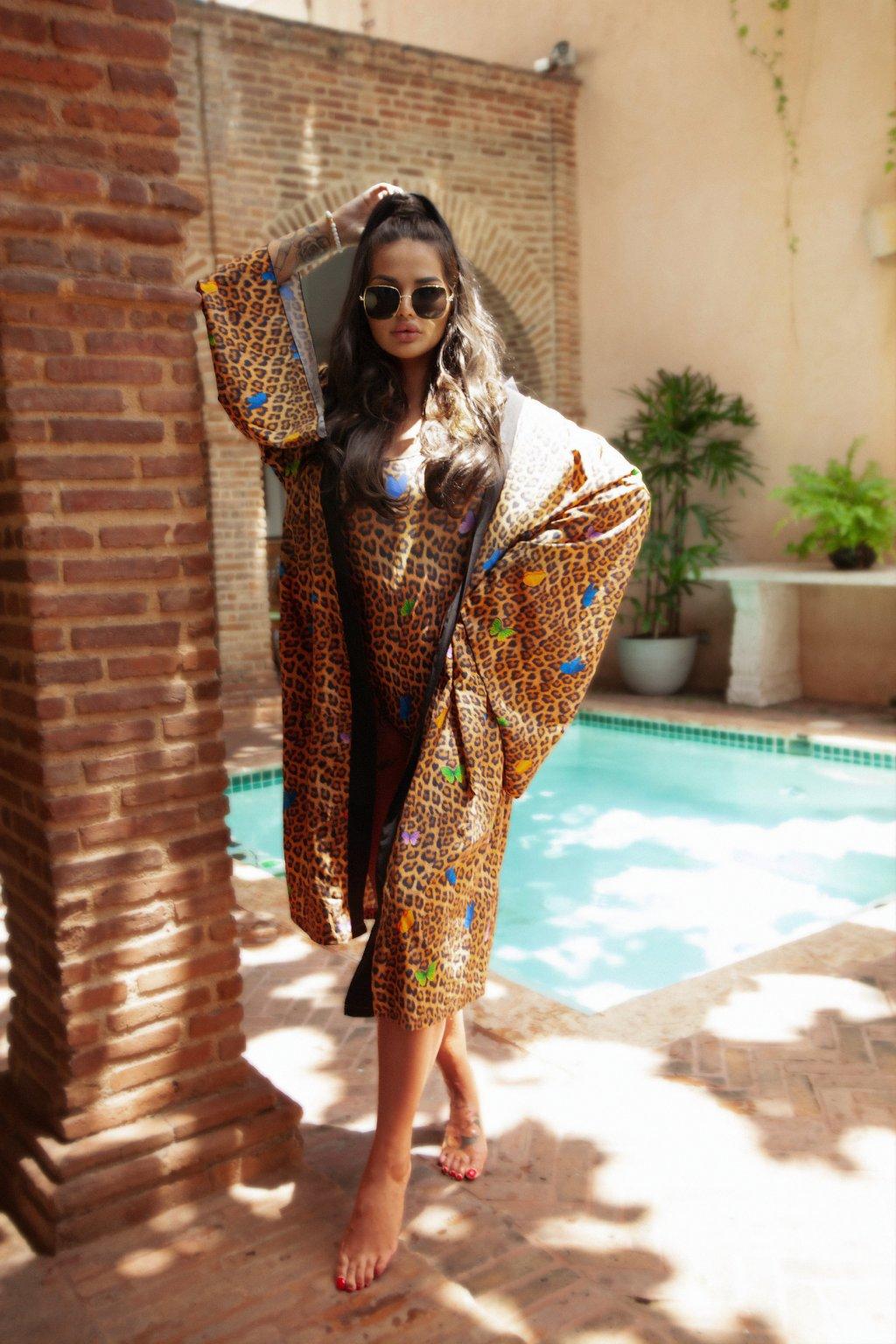 Kimono BUTTERFLY 1