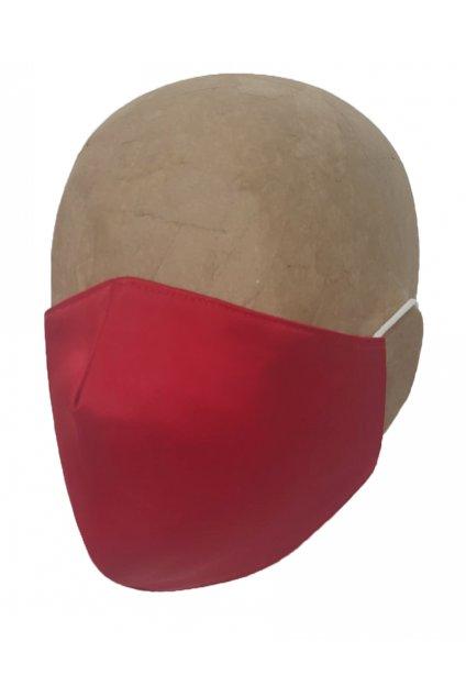 Rúško CARMEN s iónmi striebra UNISEX A