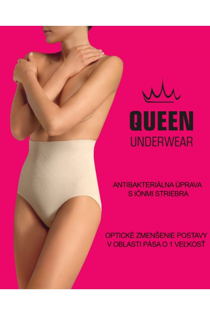 Legíny QUEEN CONTROL BODY BLACKs
