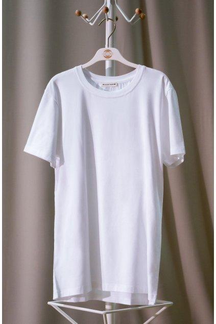 5. BASIC TRIČKO z organickej bavlny UNISEX 1
