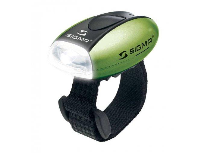 blik.př.SIGMA MICRO zelená
