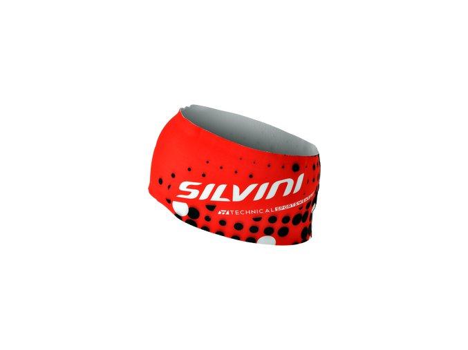 čelenka Silvini Piave 715 červená
