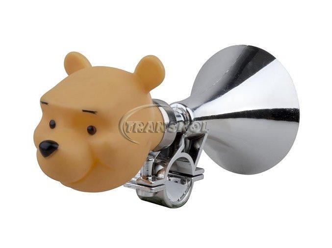 Klakson dětský Komiks medvídek Pú