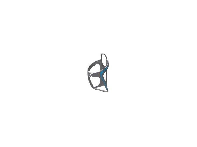 Košík na láhev CUBE Bottle Cage HPP matt grey/blue