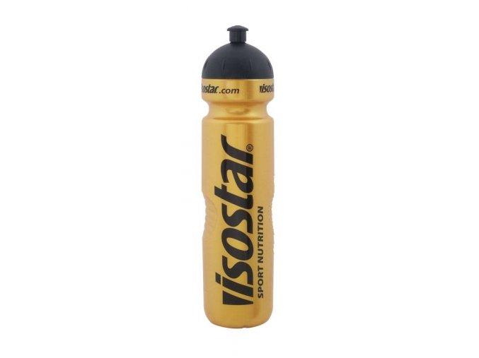láhev 1l isostar.zlat.výsuvný vrš