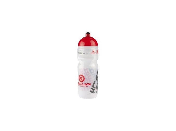 Láhev KAROO Transparent - Red 0,7l
