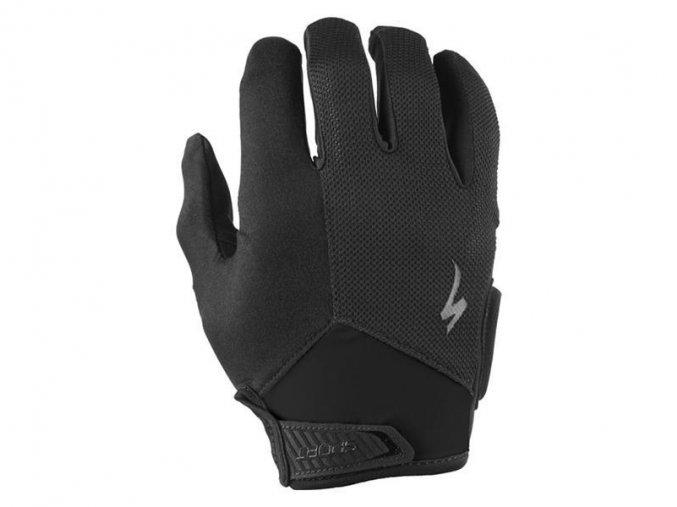rukavice Specialized BG Sport Long finger black