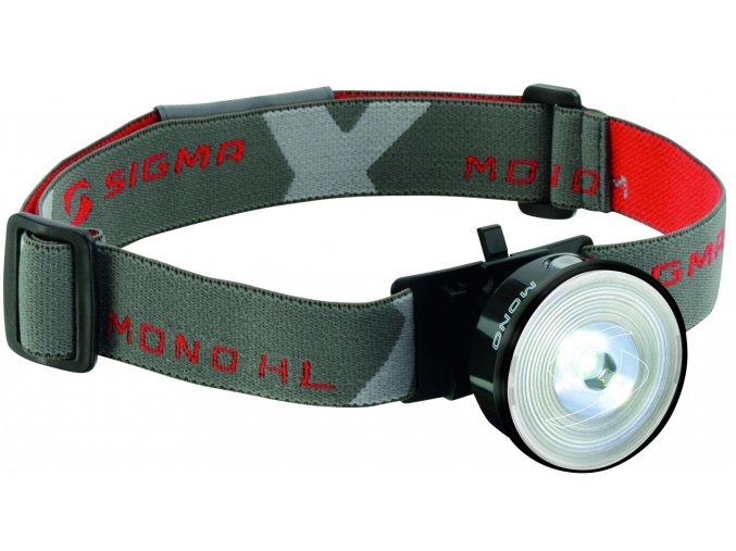 Světlo čelové SIGMA Mono HL (Čelovka)