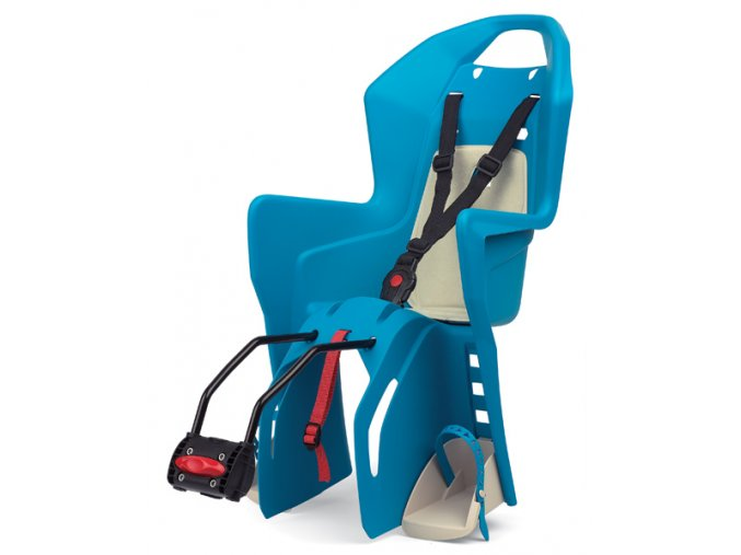 Dětská sedačka POLISPORT Koolah modro-krémová