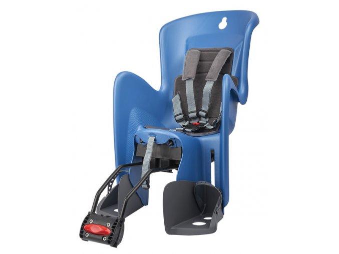 Dětská sedačka POLISPORT Bilby RS polohovací modro-šedá