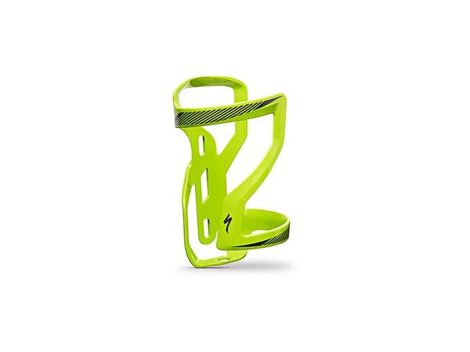 Koší Specialized Zee Cage II - pravý Hyper Green/Black