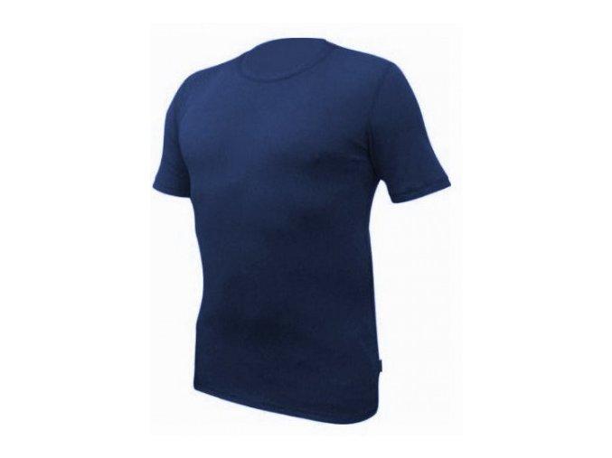 jitex boco ibal 701 tex tmave modra unisex triko kratky rukav