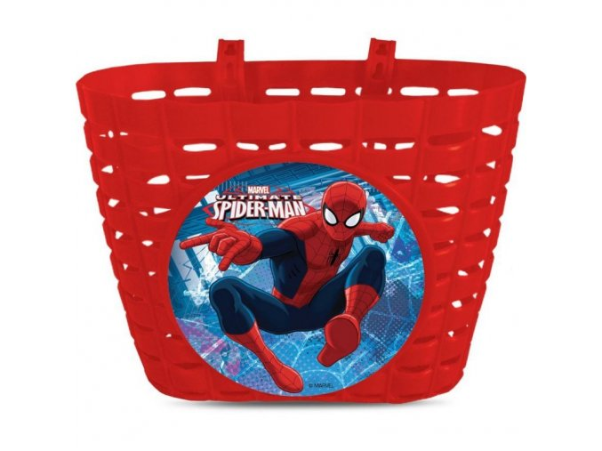 KOŠ DISNEY SPIDERMAN + PÁSKY