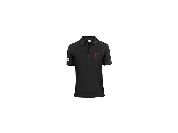 SHOP POLO SHIRT SPECIALIZED BLK MEN vel.L