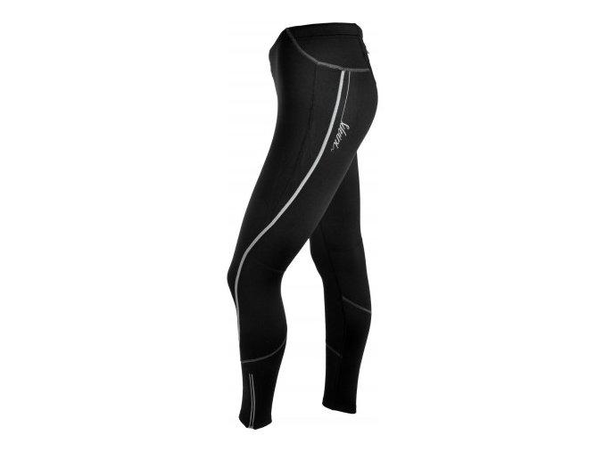 damske elasticke zateplene kalhoty rubenza wp1120