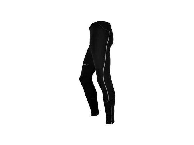 silvini kalhoty panske elasticke zateplene movenza mp336 black 1