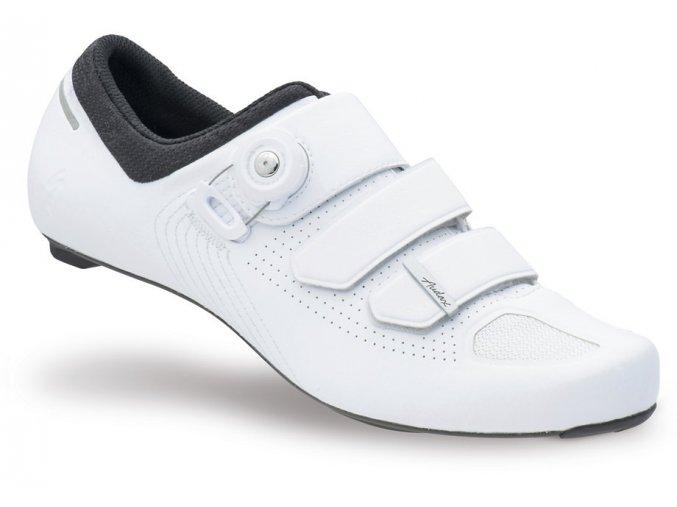 cyklistické tretry Specialized Audax Road  White