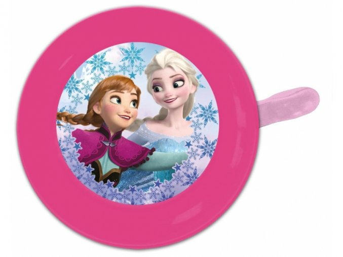 zvonek disney frozen