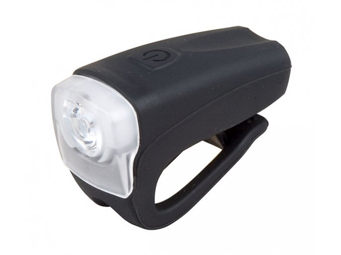 Světlo přední PRO-T Plus 3 Watt LED dioda nabíjecí přes USB kabel 378 Silicone