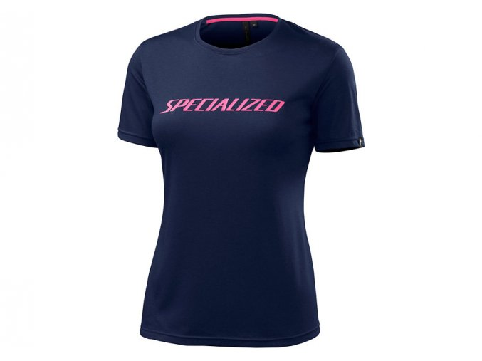 Tričko Specialized ANDORRA DRIRELEASE TEE WMN pink
