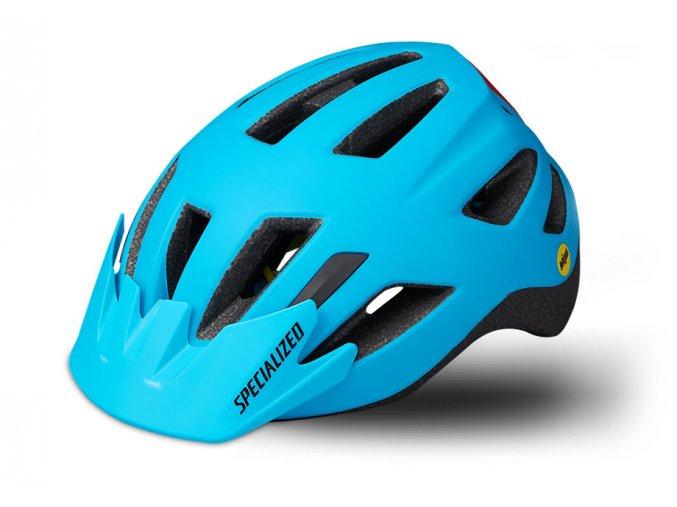 60019 067 HLMT SHUFFLE LED SB CPSC NICE BLUE HERO