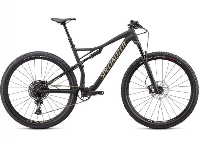 Specialized EPIC COMP EVO satin black/east sierras 2020 - XL