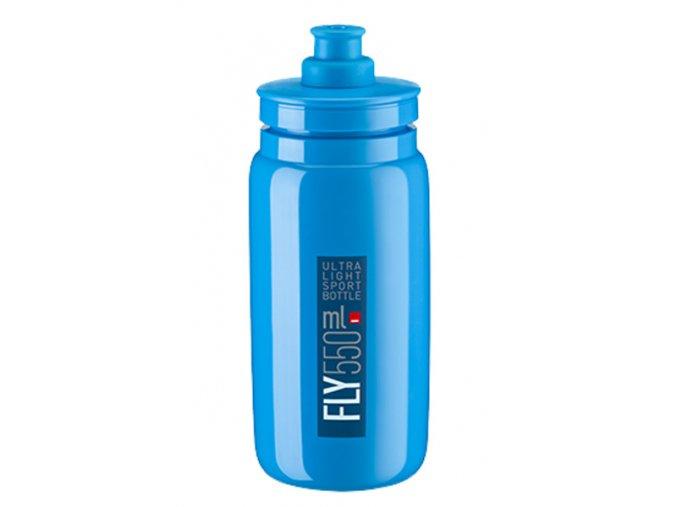 Láhev Elite modrá New, modré logo