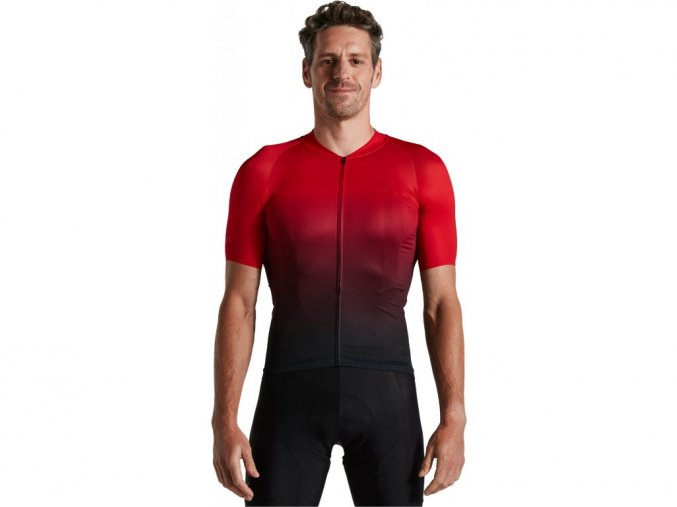 9925939 3 specialized men s sl air short sleeve jersey sagan collection deconstructivism red black fade velikost xs
