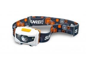 Čelová svítilna Sunree Youdo II orange