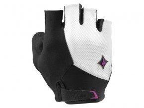 Dámské rukavice - SPECIALIZED W BG Sport 2016 - bílo-růžová